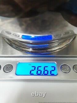 Scarce 26.6oz Sterling Silver Royal Danish International Water Pitcher 4 Pintes