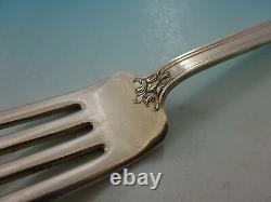 Trianon Par International Sterling Silver Flatware Set 12 Service 51 Pcs Dinner