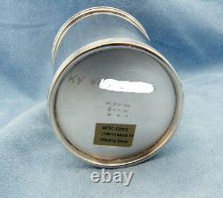 Vintage 101 Argent Sterling Monnaie Julep Coupe Par International Avecengraving
