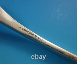 Vision International Sterling Silver Flatware Set 12 Service MID Century Modern