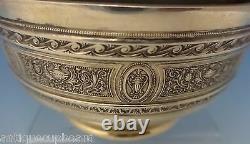 Wedgwood Par International Sterling Silver Bouillon Cup & Lenox Liner #p5 (#0713)