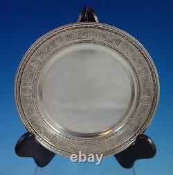 Wedgwood Par International Sterling Silver Dessert Plate #h416 (#1509)