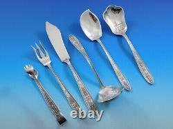 Wedgwood Par International Sterling Silver Service Essential Set Petit 6 Pièces